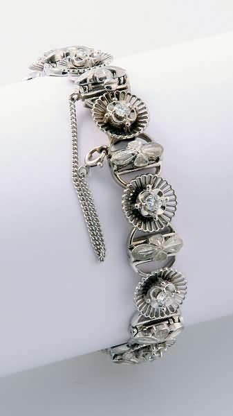 2286: Diamond Bracelet