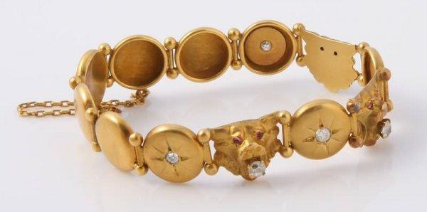 2287: Diamond Bracelet