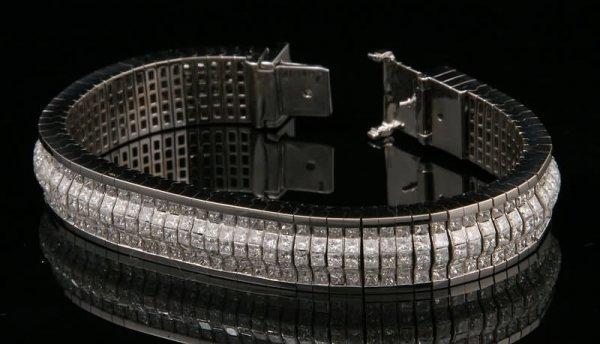 2288: Diamond Bracelet
