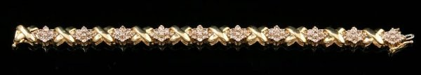 2289: Diamond Bracelet