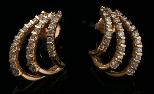2294: Diamond Earrings