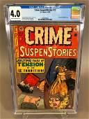 Crime SuspenStories #22, 4-5/54