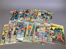 Over 30  DC Comic Presents Bronze  Copper Age Comics