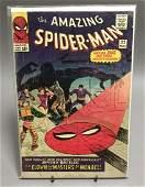 Amazing Spider Man #22-1965 and #36-1966