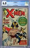X-Men #3 CGC 6.0