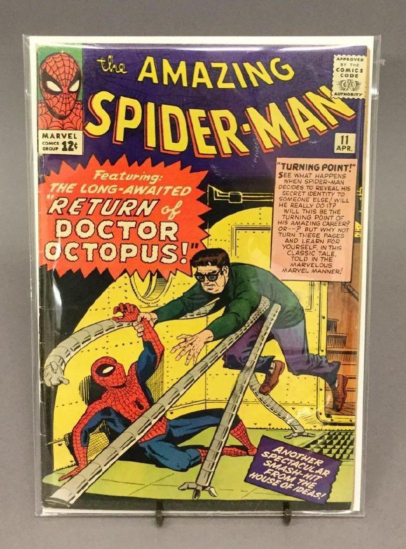 Amazing Spiderman #11 1964