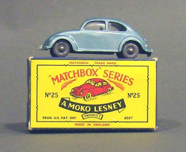 5013: Matchbox #25 Volkswagen