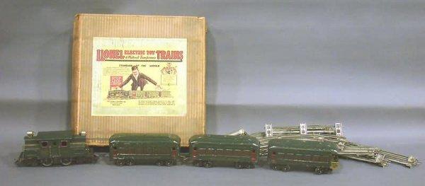 5014: Lionel 156 O Gauge Passenger Set