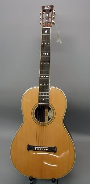 "5512: Washburn ""1892"" Re-Issue Parlor Guitar"