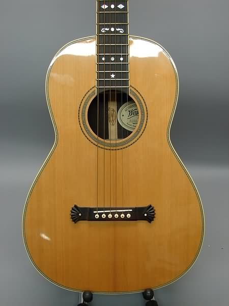 "5512: Washburn ""1892"" Re-Issue Parlor Guitar - 3"