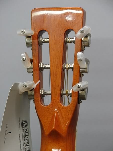 "5512: Washburn ""1892"" Re-Issue Parlor Guitar - 6"