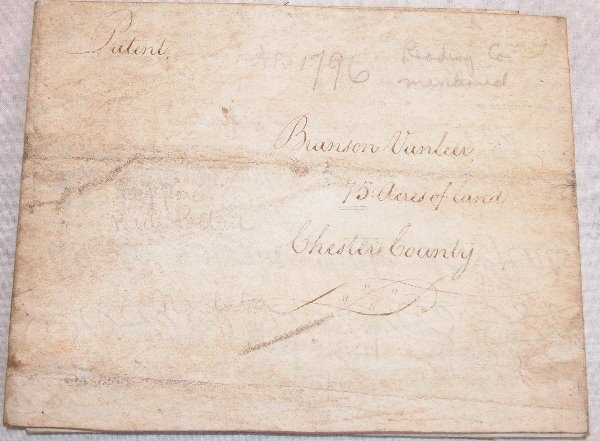 4: Autograph of Thomas Mifflin.