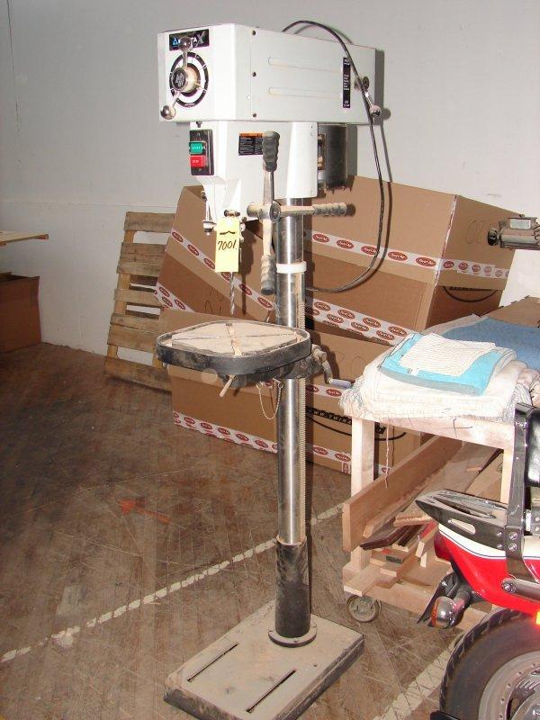 "7001: Delta X5 16 1/2"" Drill Press"