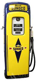 Martin & Schwartz/Wayne Model 80 Gas Pump Restored in