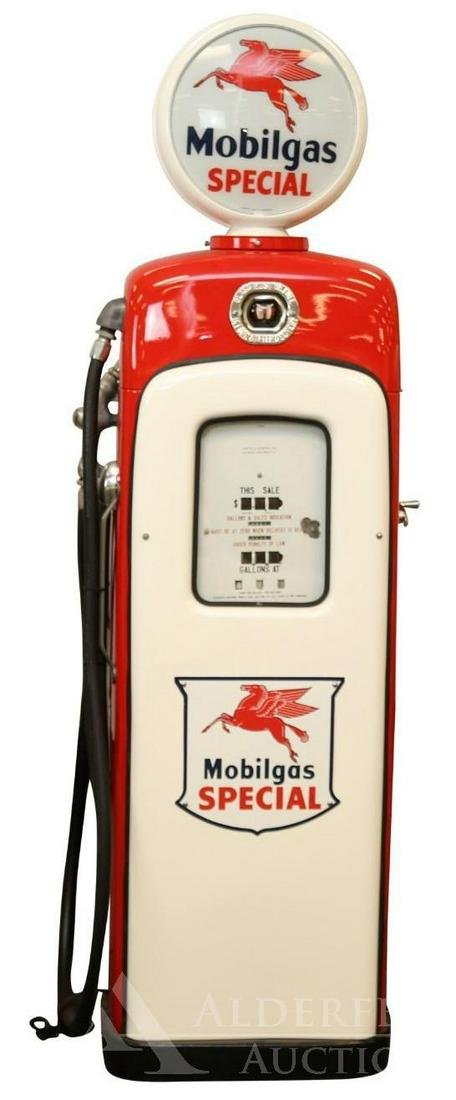 Martin & Schwartz/Wayne Model 80 Gas Pump Restored in