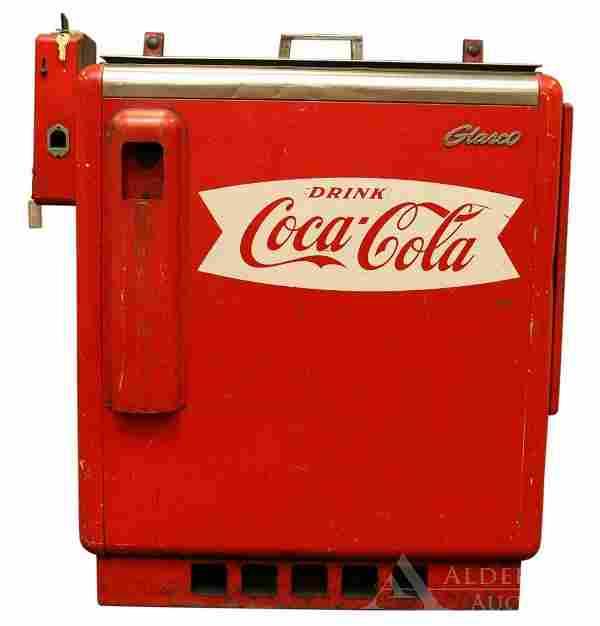 Glasco Slider Coca-Cola Machine