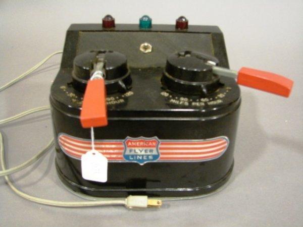 3623: American Flyer #18B 175 watt transformer
