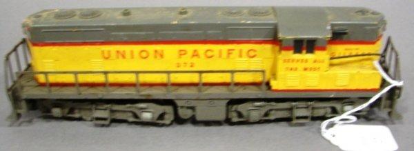 3624: American Flyer #372 Union Pacific GP-7
