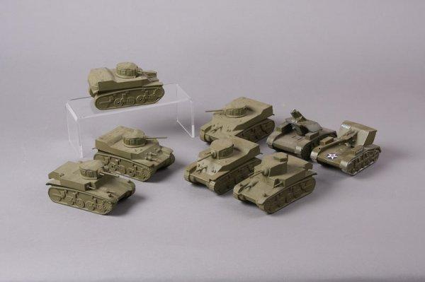 2015: Military Miniatures