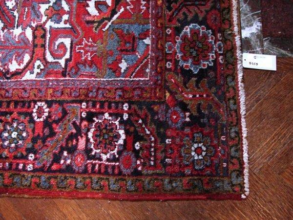 4010: Heriz carpet