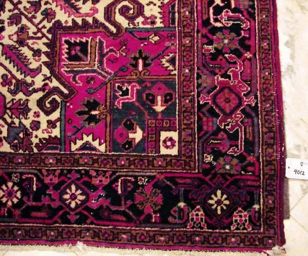 4012: Heriz palace carpet