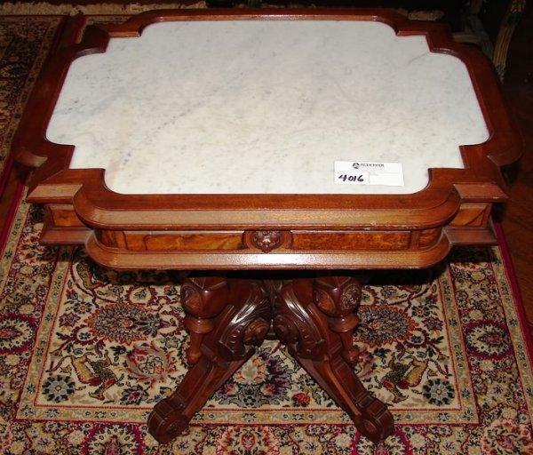 4016: Renassainse Revival parlor table