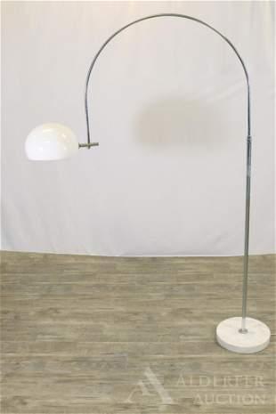 Mid-Century Modern Cantilevered Floor Lamp