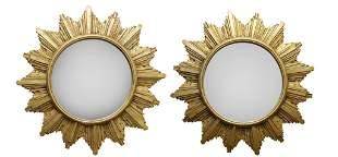 Syroco Wood Wall Mirrors