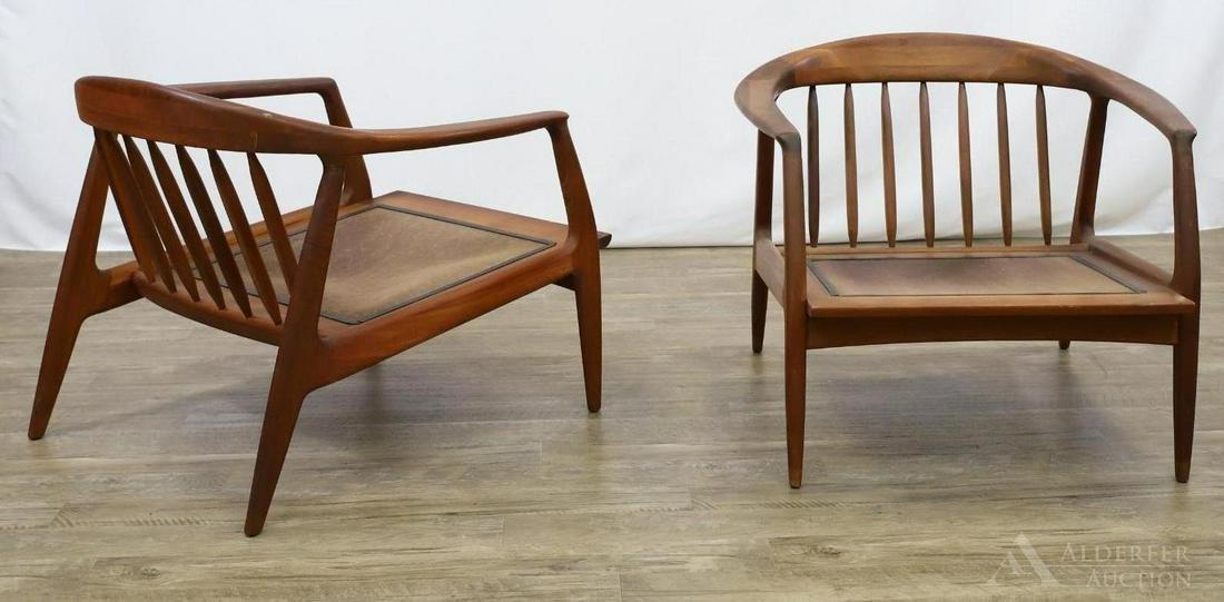 Milo Baughman for Thayer Coggin Lounge Chairs