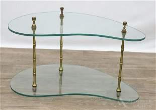 Kidney Form Side Table