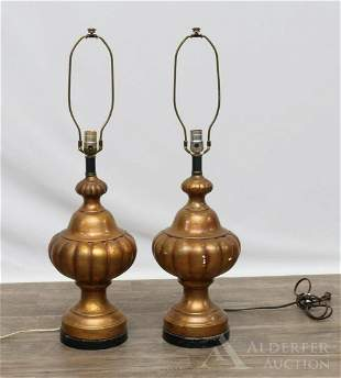 Urn Form Lamps