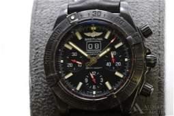 Breitling Blackbird Automatic Wrist Watch