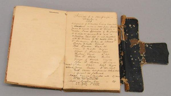 2001: Seminole Wars Diary of Persifor F. Smith