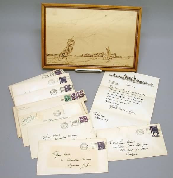 2007: Hedrick Van Loon Archive