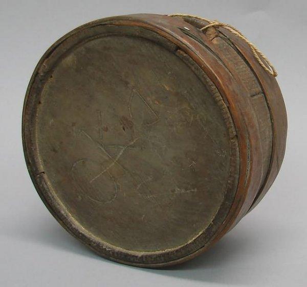 2011: 18th century Drum Canteen