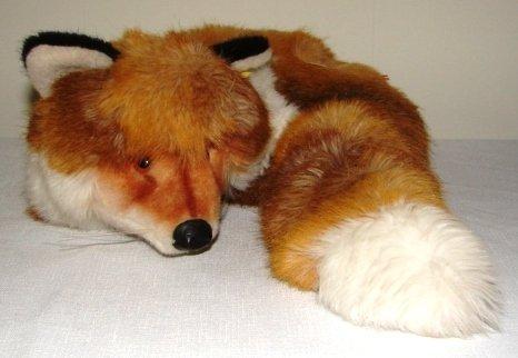 7006: Original Steiff Fox