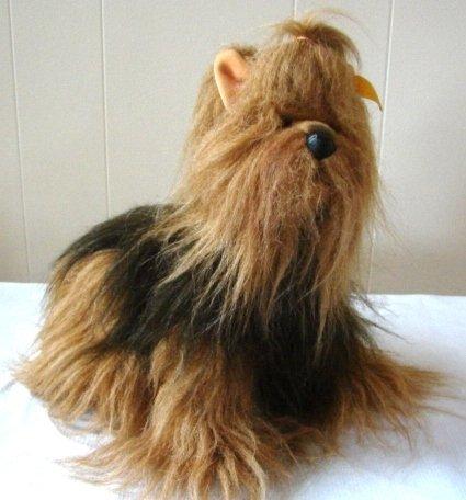 7013: Original Steiff Yorkshire Terrier