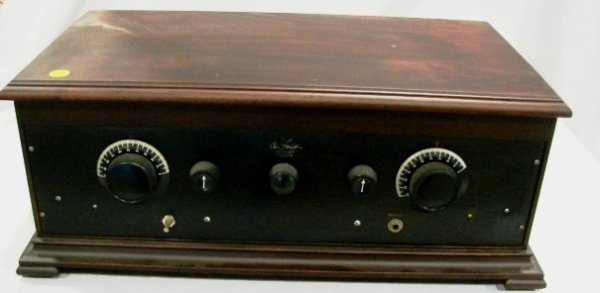 1016: Crosley DeForest Trirdyn Model 3R3 Radio Receiver