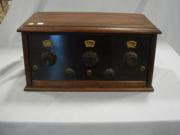 1020: Freshman Masterpiece Radio Receiver