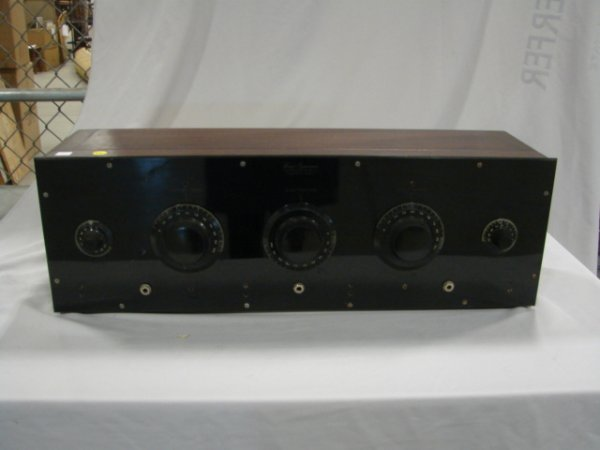 1021: FreedEisemann NR20 Radio Receiver