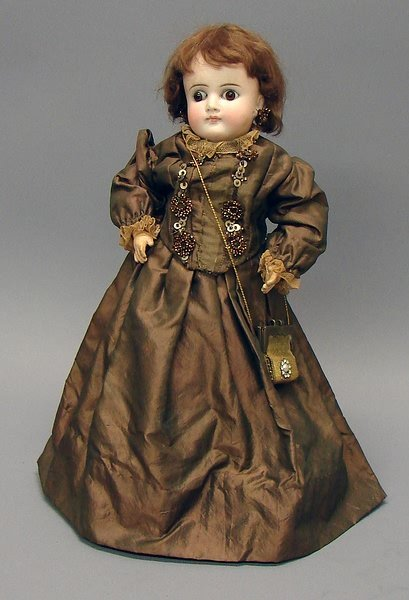 "5012: 13"" Unmarked Belton Type Doll"