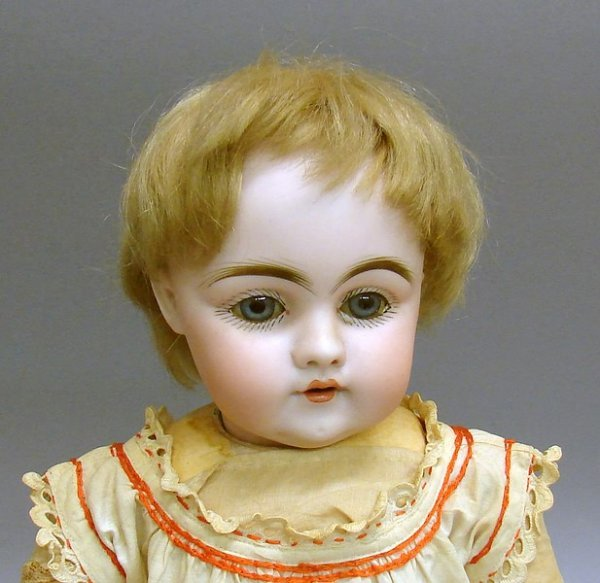 "5014: 13"" C Made in Germany 7 143 Character Doll"