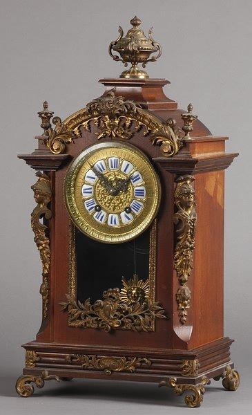 1001: Lenzkirch Bracket Clock