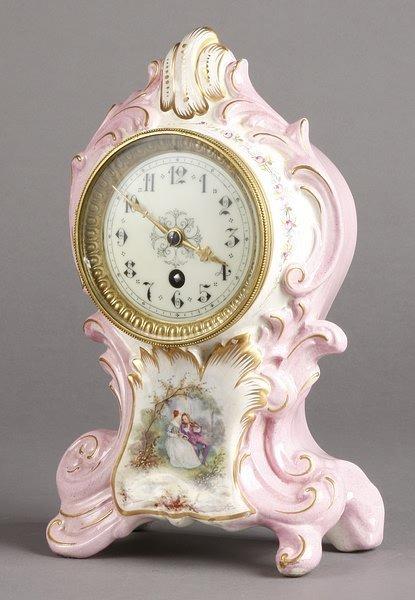 1010: French China Clock