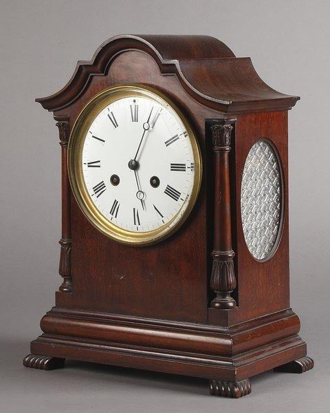 1011: French Bracket Clock