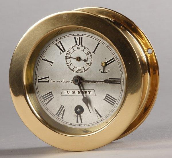 1014: Chelsea Deck Clock