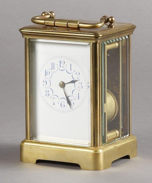 1015: Carriage Clock