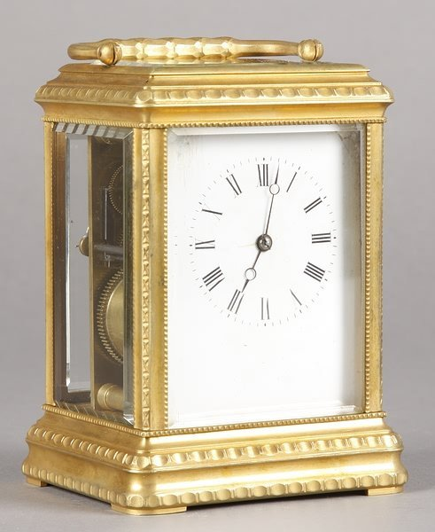 1018: French Carriage Clock