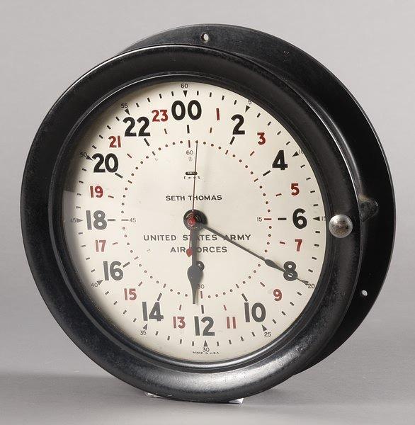 1019: Seth Thomas Deck Clock