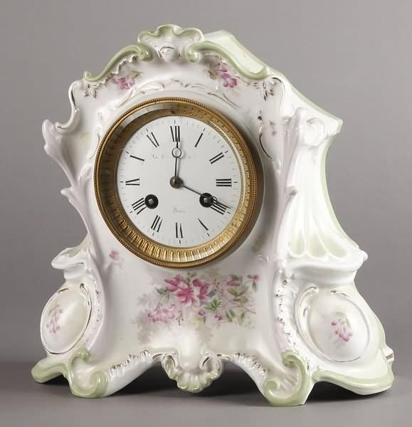 1023: French China Clock